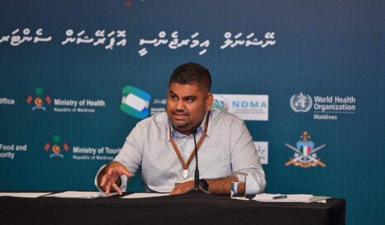 A total 19 cases of COVID-19 in Maldives: HPA
