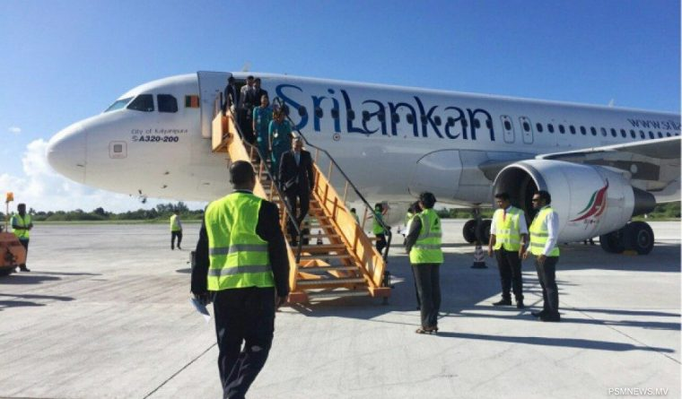 SriLankan Airlines carries out important CSR project on Addu City