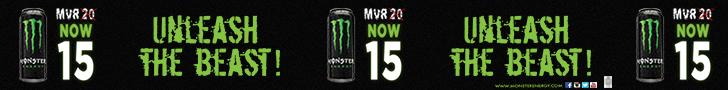 Monster Engery Drink Ad